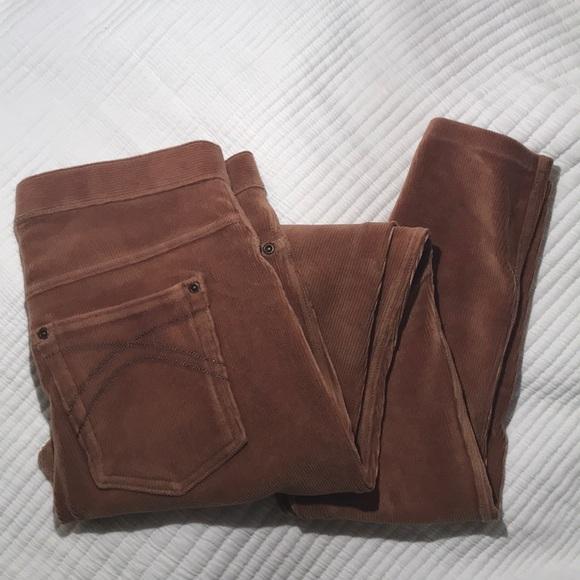 9b41facd0f500c HUE Pants   Corduroy Leggings   Poshmark